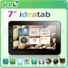 7inch Capacitive  Screen Android 4.0 Support GSM/WCDM Phone Call, , GPS MTK6575 Tablet PC A2107