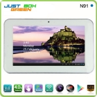 New Arrival 1 Sanei 9 inch 800*480 Capacitive Multi  Screen  ICS Tablet PC Allwinner A13