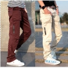 free shipping  New chun xia hold teenagers men's trousers tide straight tube leisure trousers man long trousers
