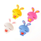 Wholesale - and freeshipping - - 32G U disk lovely rabbit USB 2.0 Mini flash disk U disk USB flash drive
