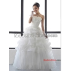 2012 new wedding dresses wiping a bosom sweet  gown