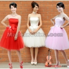 new dress bridesmaid dress toast the bride han small formal attire
