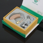 New Best Sound Amplifier Adjustable Tone Hearing Aids Aid