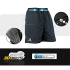 Free shipping mens short 2012 New MTB two layer Cycling Shorts Pants 3D Padded Bike Bicycle Cyling Wear S-2XL