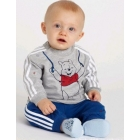 Promotion Free shipping 3 sets/lot children sporty suit/ coats +pant/ suit/ clothes set china cheap cloth
