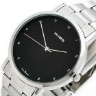 Free shipping 2012 New Strip men watch quartz watch fashion Wilon couple the simple atmospheric Male Table 906