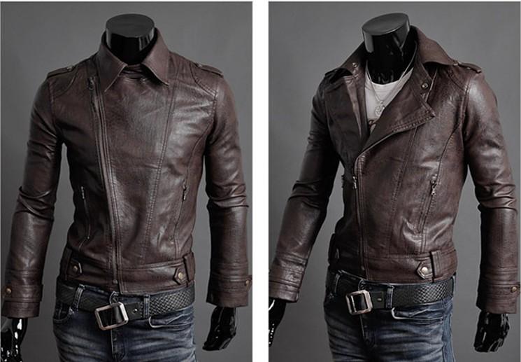 Как сделать мужскую кожаную куртку в 213