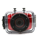 Mini Helmet Waterproof HD Action Camera Sport Outdoor Camcorder DV