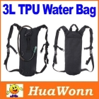 High quality 3L TPU Hydration System Bladder Backpack Water Bag Pouch Hiking Climbing