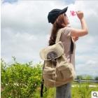 корейский фасон холст индивидуальный на повседневку рюкзак строка ранец мощность.  083# строка на повседневку...
