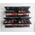 new 8 colour eye shadow & 2 colour blush & 1 colour powder(50pcs/lot)+Free Gift!
