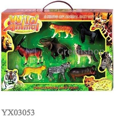 ... 3d animal puzzles assembly diy toys 3d polar life animal puzzle