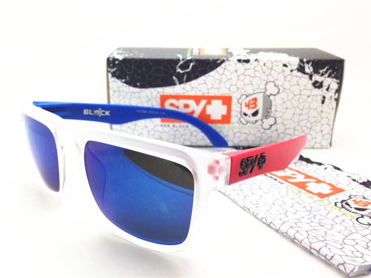 ce36bf7d64 Hot Sale SPY OPTIC + KEN BLOCK HELM Sunglasses SPYOPTIC Outdoor Cycling Sun  Glasses Come With ...
