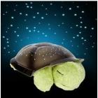 Free shipping New Romantic Star Night Light  Twilight Turtle Projector Lamp