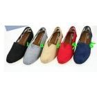 Canvas shoes, lovers  shose , quitter women's shoes, male female flat large size single shoe shoes cloth shoes