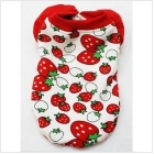 YP hubble-bubble sleeve strawberry dog clothes qiu dong outfit pet clothing apparel product di paragraph teddy VIP