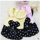 2012 chun xia Jimmy doll  even body skirt pet clothes teddy dog clothes  clothes