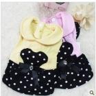 2012 chun xia Jimmy doll  even body skirt pet clothes teddy dog clothes  clothes