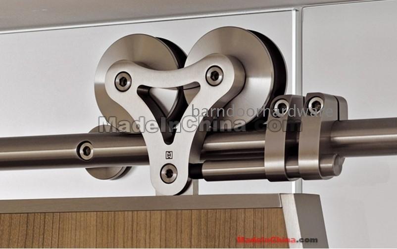 Modern 304 Stainless Steel Sliding Barn Door