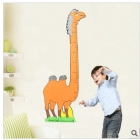 Cute cartoon EVA children wall height E9837 stick