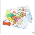 The map of China K0398 early educational puzzles