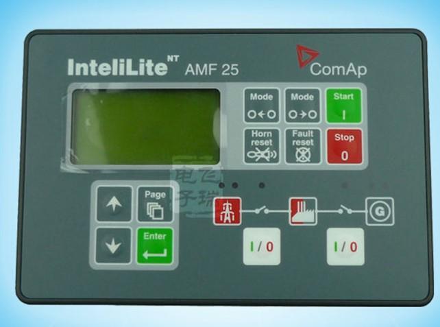 amf 25 nt auto mains failure gen set controller al por mayor amf rh es shopmadeinchina com comap intelilite amf 25 manual intelilite amf 25 user manual