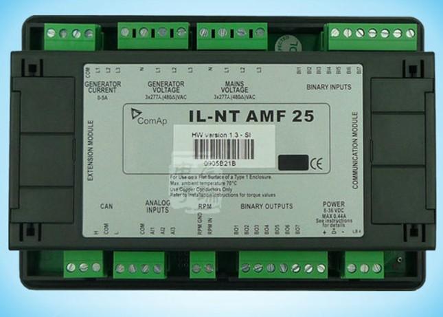 comprar amf 25 nt auto mains failure gen set controller comap rh es shopmadeinchina com intelilite amf 25 service manual intelilite amf 25 manual francais