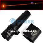 Free Shipping Wattage 5mW wavelength 532nm Red dot Laser Rifle Scope with Gun Mount