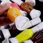 60 Colors 2- Ways Nail Art Brush & Nail Pen Varnish Polish Nail Tools Set, 60colors/lot + Free Shipping