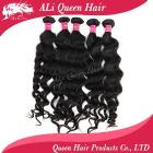Queen hair:wholesale virgin brazilian hair extension,virgin wave hair ,14
