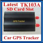 Latest Car GPS tracker SD Card slot+web tracking gps/gsm/gprs car tracker 103A freeshipping