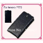 New arrival free shipping 100% Genuine Leather Case for Lenovo 70 , with retail Package Lenovo 70 case