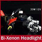 2X 35W 12V AC 4300K 6000K 8000K Car Auto H4-3 Bi Xenon Hi/Lo Beam Light HID Headlight Bulbs LED Replacement Bi-Xenon H4 Lamp