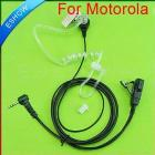 1 PIN Covert Acoustic Tube Earpiece FOR walkie talkie Motorola 200 two way CB Ham Radio C003