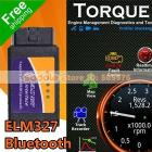 ELM327 Bluetooth V1.5 Car Diagnostic Scanner <7f310460d57a17c819816dc920dbb5> OBD2 / OBD-II Compliant Vehicles Can Work with Android Torque FreeShipping