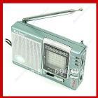 FM MV SW High Sensitivity Mini Digital Multi Band Radio