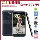 Hot Selling Star S7189 / S7180 Note II android 4.2 Smart Phone 5.5 Inch Screen MTK6589 Quad core 1GB  4GB Russian Spanish