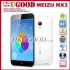 DHL/EMS Free Shipping  Meizu MX3 Exynos5410 8 Cores CPU Flyme 3.0 Android Phone 5.1