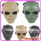 5Colors Skull Skeleton Airsoft Hunting Game Biker Ski Full Face Protective Gear Mask Guard
