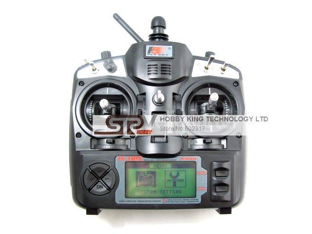 fs th9x 2.4 ghz 9ch transmitter manual