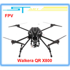 Free shipping Walkera QR X800 Brushless motor FPV GPS Drone RC Quadcopter BNF RTF helicopter QR X350 DJI 2 Vision