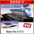 razor blade, AS Electric automatic Razor Sharpener Save You a Blade ,Retail packaging