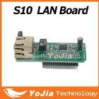 Lan board Lan Module network card internet card <7f310460d57a17c819816dc920dbb5> s10 skybox s10 satellite receiver free shipping post