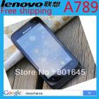 Free Shipping  Lenovo A789 MTK6577 4.0