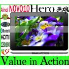 10.1 inch Ainol NOVO10 Hero AML8726-M6 Dual Core Tablet PC Android 4.1 IPS Screen 1280x800 1GB 16GB Bluetooth Dual Camera Ext.3G