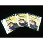 3 Sets Of 60L Phosphor Bronze Acoustic Guitar Strings 1-6th Steel Strings Free Shipping