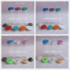 Free Shipping - 24/Lot 20ML Amber Pharmaceutical Glass Bottle & Flip Off Cap, 20cc Clear Medicine Bottle,2/3oz Glass Serum Vial