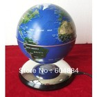 2013 New 1Pcs 6-inch Blue Magnetic Levitation and Revolving Levitating ION AG Anti-Gravity Globe Free Shipping