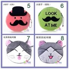 Cute Portable Cartoon Bag Change Coin Purse Case Plush Purse Handbag pikachu,beetle,bees,cat,elephant,style