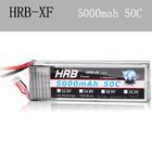 Free shipping Lipo 5S 5000mAh 18.5v 50-50C rc battery